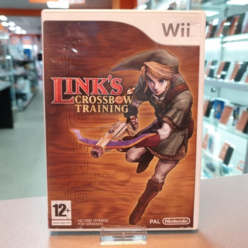 Link's Crossbow Training - Joc WII