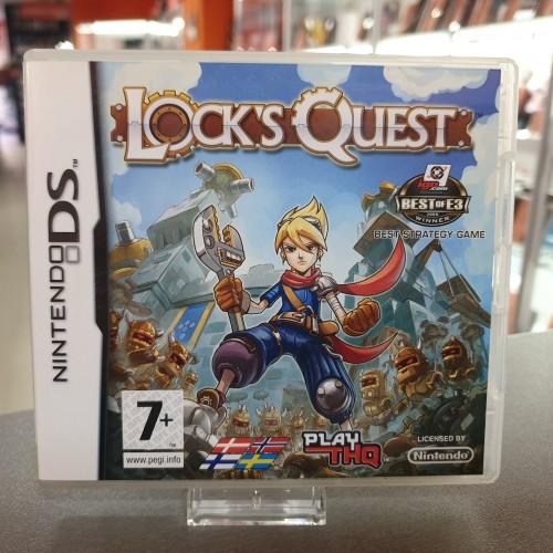 Lock's Quest - Joc Nintendo DS