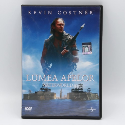 Lumea Apelor / Waterworld - DVD Filme