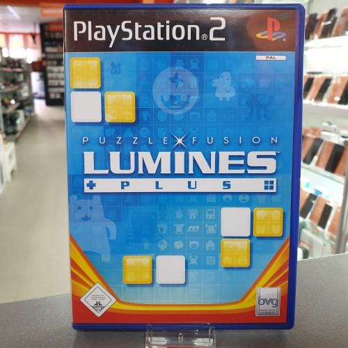 Lumines Plus - Joc PS2