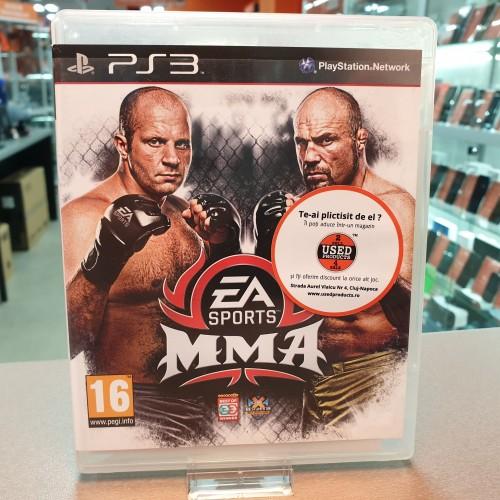 MMA - Joc PS3