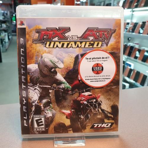 MX vs ATV Untamed - Joc PS3