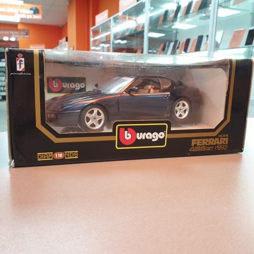 Macheta auto Bburago 1:18 Ferrari 456 GT 1992