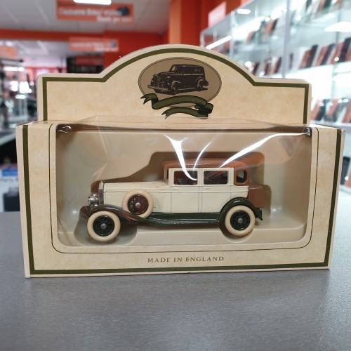 Macheta auto Lledo Days Gone Die Cast Rolls Royce Phantom II 1931 1:44