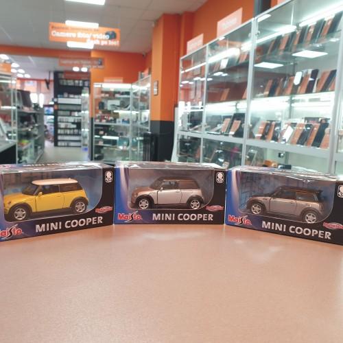 Macheta auto Maisto 1:34 Mini Cooper - Motorized