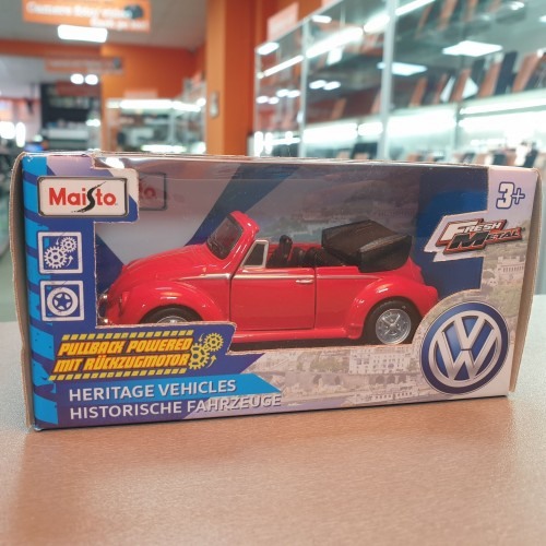 Macheta auto Maisto 1:36 VW 1303 Cabriolet