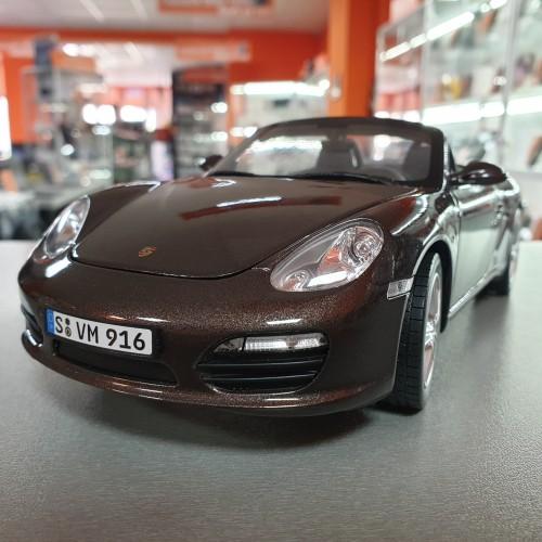 Macheta auto de colectie - Norev 1:18 - Porsche Boxster S