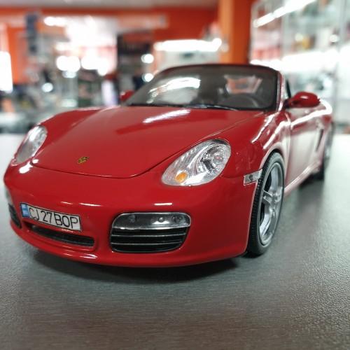 Macheta auto de colectie Welly 1/24 - Porsche Boxster S