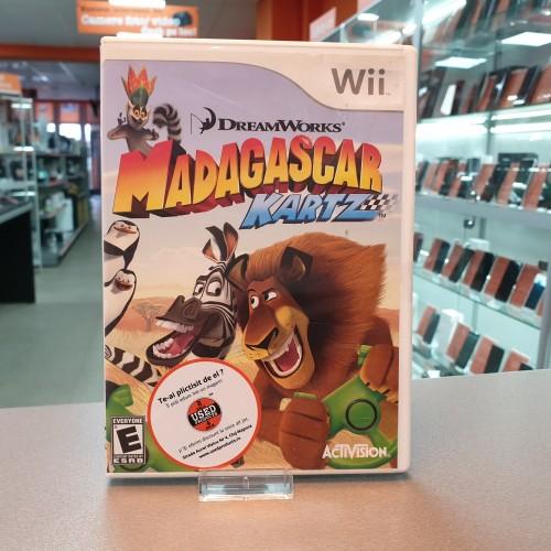 Madagascar Kartz - Joc WII