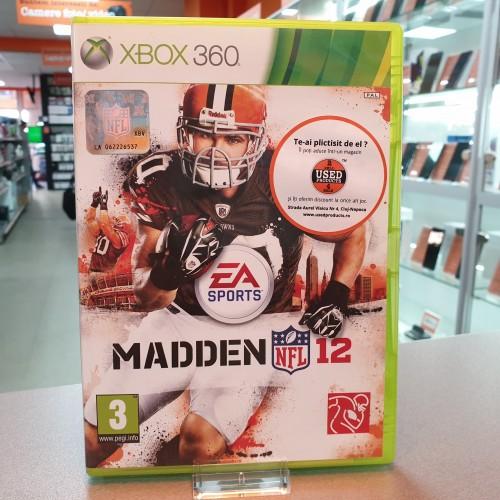 Madden NFL 12 - Joc Xbox 360