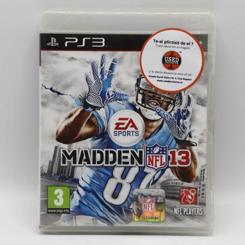 Madden NFL 13 - Joc PS3