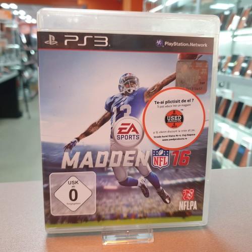 Madden NFL 16 - Joc PS3