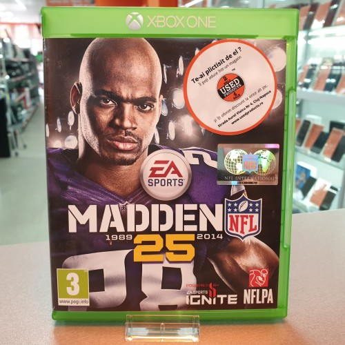 Madden NFL 25 - Joc Xbox ONE