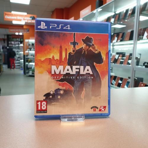 Mafia Definitive Edition - Joc PS4