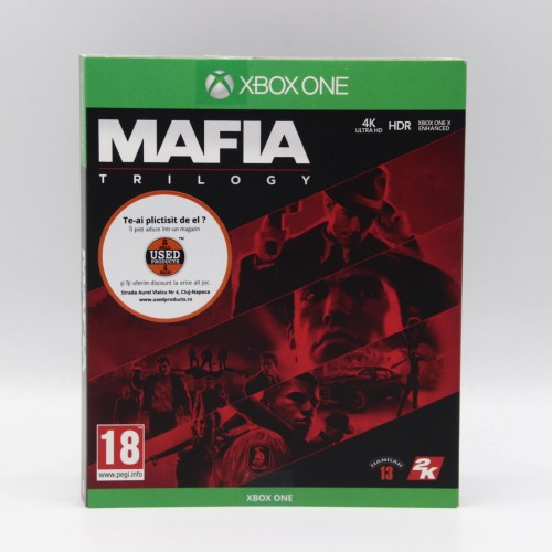 Mafia Trilogy - Joc Xbox ONE