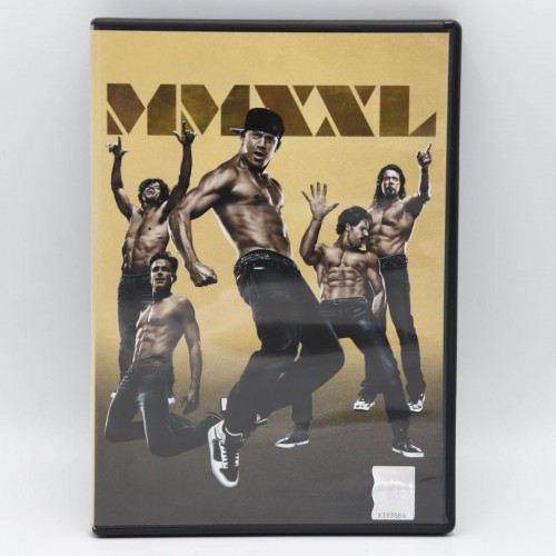 Magic Mike XXL - DVD Filme