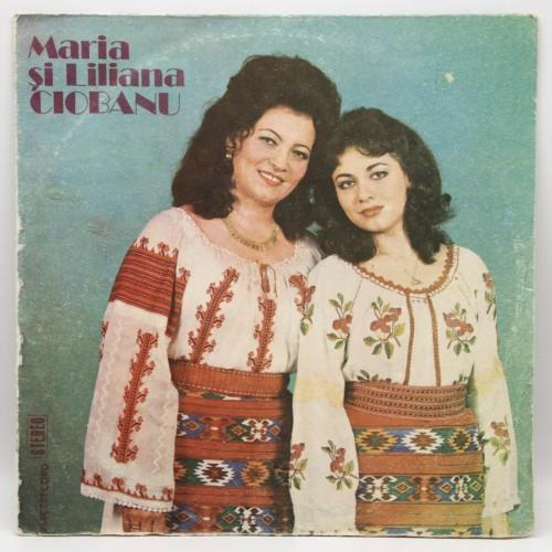 Maria si Liliana Ciobanu - Disc vinil