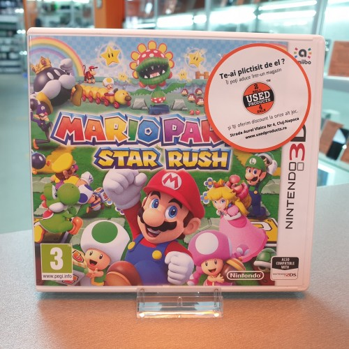 Mario Party Star Rush - Joc Nintendo 3DS