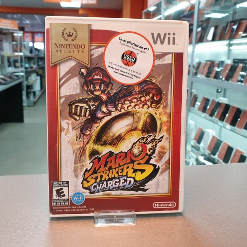 Mario Strikers Charged - Joc WII