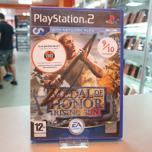 Medal of Honor Rising Sun - Joc PS2