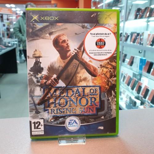 Medal of Honor Rising Sun - Joc Xbox Classic