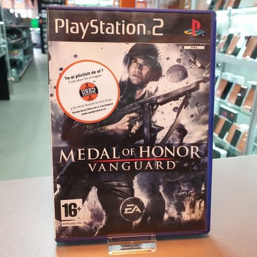 Medal of Honor Vanguard - Joc PS2