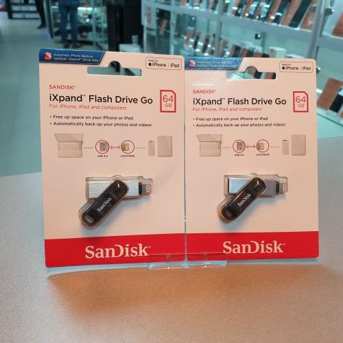 Memory Stick Lightning iXpand Flash Drive 64 Gb - iPhone/iPad