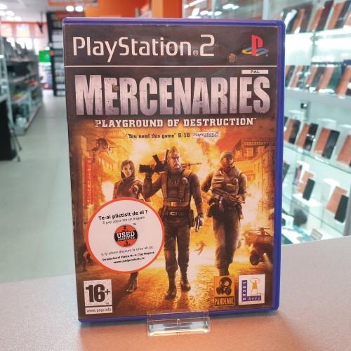 Mercenaries - Joc PS2