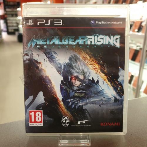 Metal Gear Rising Revengeance - Joc PS3