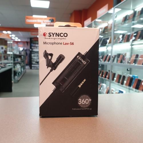 Microfon / Lavaliera Synco LAV-S6, Omnidirectional