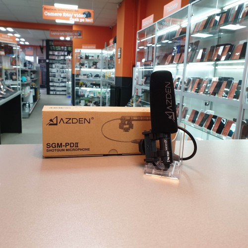 Microfon profesional camera video Azden SGM-PD2