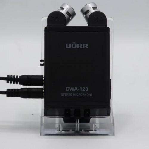 Dorr CWA-120 - Microfon stereo cardioid pentru DSLR