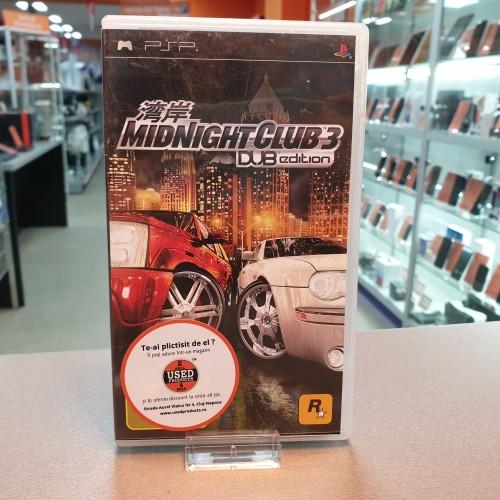 Midnight Club 3 Dub Edition - Joc PSP
