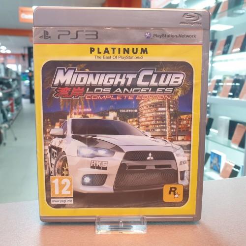 Midnight Club Los Angeles - Joc PS3