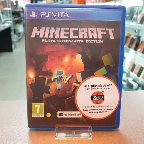 Minecraft - PS Vita