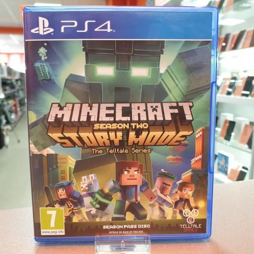 Minecraft Story Mode Season Two  - Joc PS4