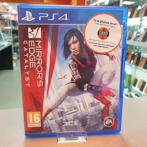 Mirror's Edge Catalyst - Joc PS4