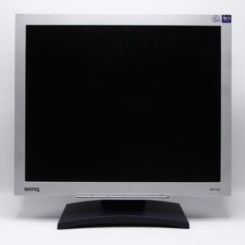 "Monitor LCD BenQ FP71G, 17"", VGA"