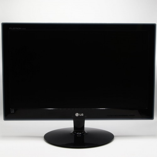 Monitor LED LG E2240, 22'', Wide, FHD, DVI, VGA