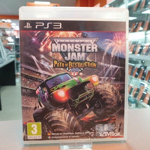 Monster Jam - Path of Destruction - Joc PS3