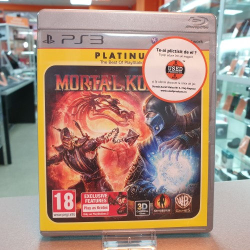 Mortal Kombat - Joc PS3