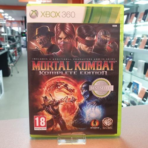 Mortal Kombat Komplete Edition - Joc Xbox 360