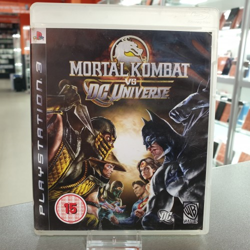 Mortal Kombat Vs DC Universe - Joc PS3