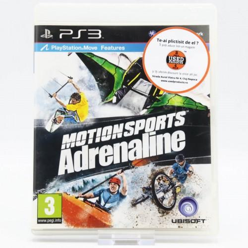 Motionsports Adrenaline - Joc PS3