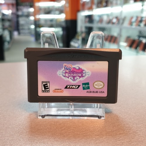 My Little Pony The Runaway Rainbow - Joc Gameboy Advance