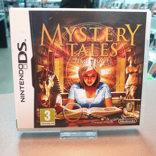 Mystery Tales Time Travel - Joc Nintendo DS