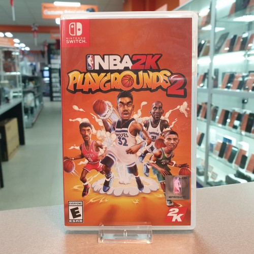 NBA 2K Playgrounds 2 - Joc Nintendo Switch