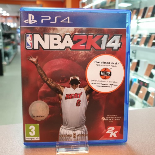 NBA 2K14 - Joc PS4