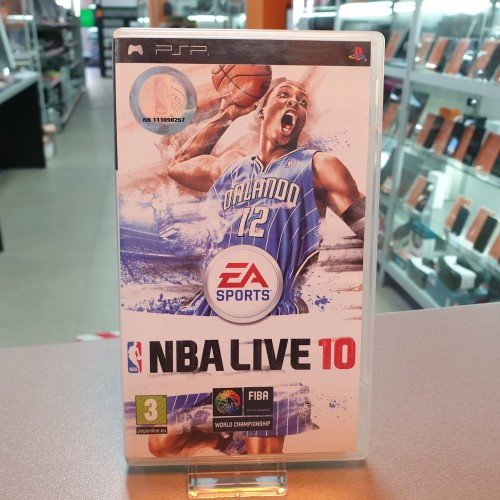 NBA Live 10 - Joc PSP