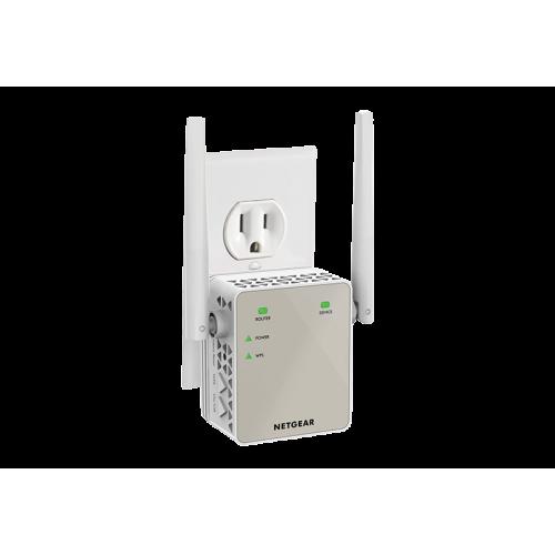 NETGEAR EX6120 Wi-Fi Range Extender AC1200, Dual band